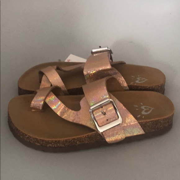Justice Shoes | Girls Sandals Size 12